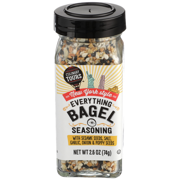 Culinary Tours New York Style Everything Bagel Seasoning
