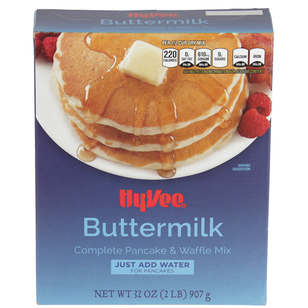 Hy-Vee Buttermilk Complete Pancake & Waffle Mix