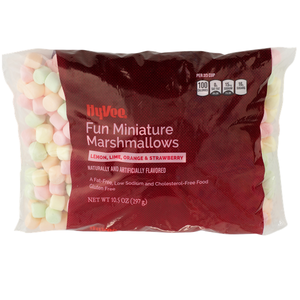 Hy-Vee Fun Miniature Marshmallows