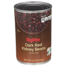 Hy-Vee Dark Red Kidney Beans
