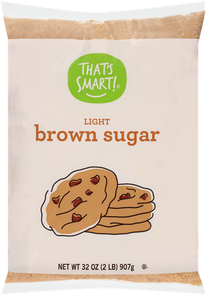That's Smart Light Brown Sugar
